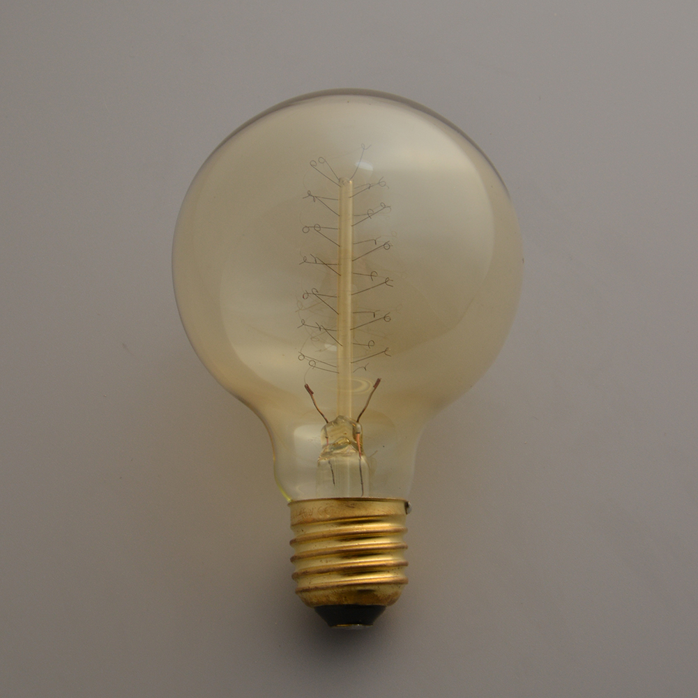 E27 Antique Edison Bulb Incandescent Light Vintage Retro Industrial Style Lamp A Ebay