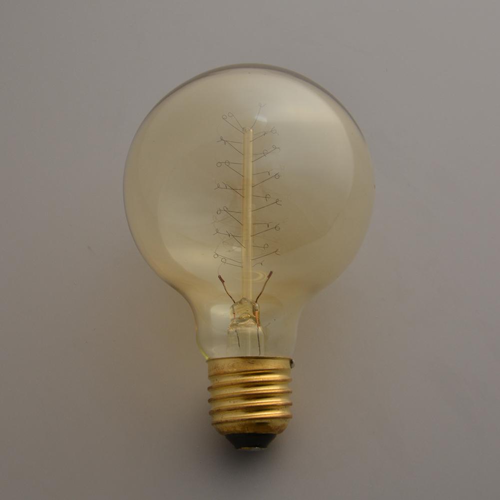 Vintage Pendant Lights E27 Industrial Retro Edison Lamps: E27 Antique Edison Bulb Incandescent Light Vintage Retro