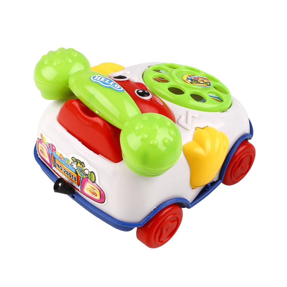 Cartoon Baby Toys : Cute baby toys music cartoon phone educational
