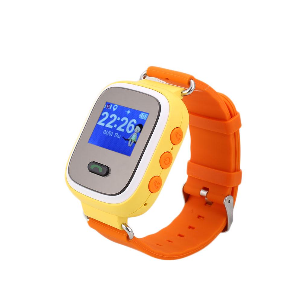 practical children kids anti lost smart watch gps tracker. Black Bedroom Furniture Sets. Home Design Ideas