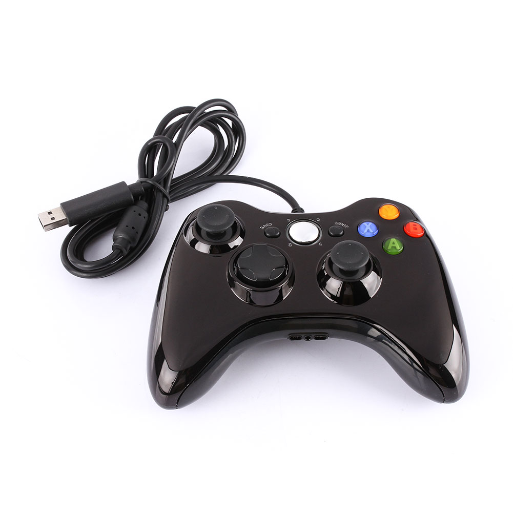 USB Wired Gamepads Con...