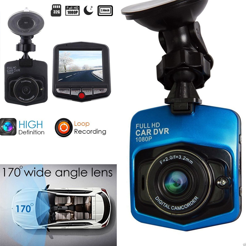 neu 2 4 hd 1080p auto car dvr dashcam kamera berwachung. Black Bedroom Furniture Sets. Home Design Ideas