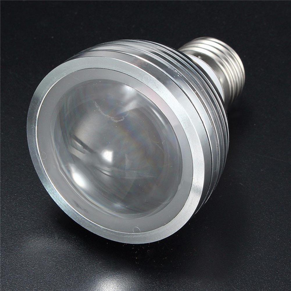 10w dimmable rgb color changing led spot light remote. Black Bedroom Furniture Sets. Home Design Ideas