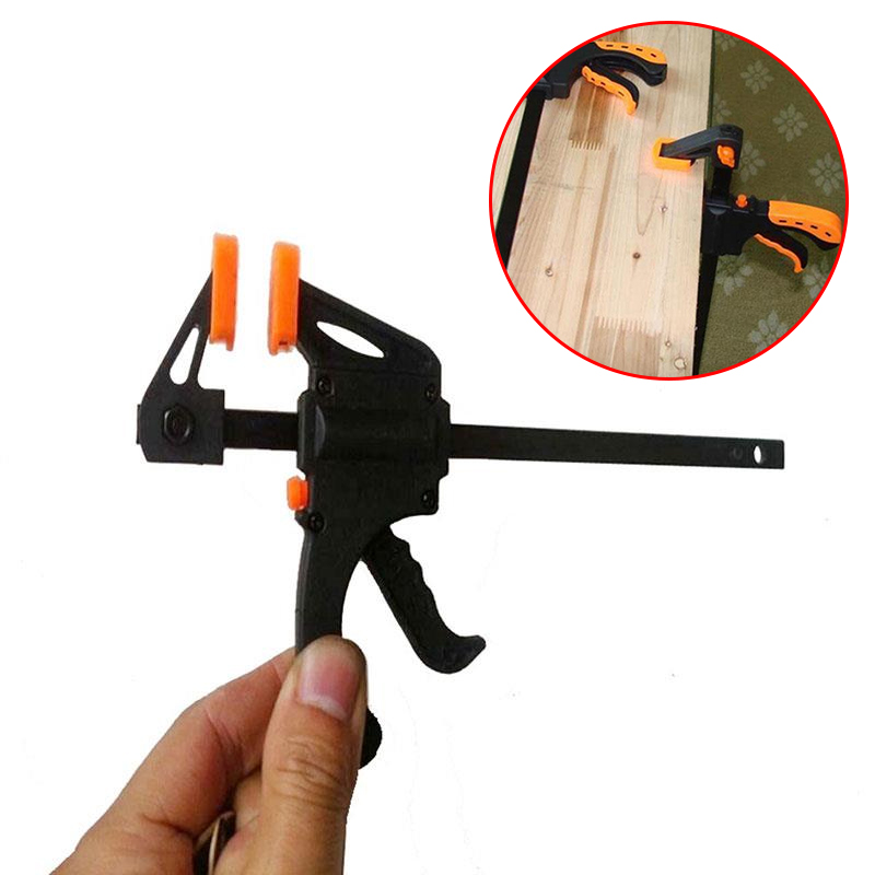 Quick grip pcs inch f woodworking clamp heavy