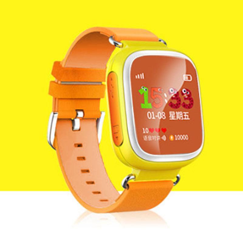Smart Watch Gps Sos Activity Tracker Phone Watch Anti Lost