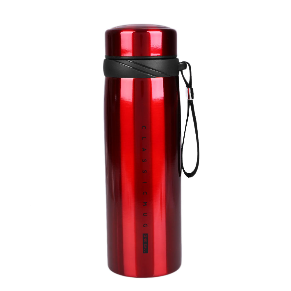 650ML Stainless Steel Vacuum Flask Travel Water Bottle ...