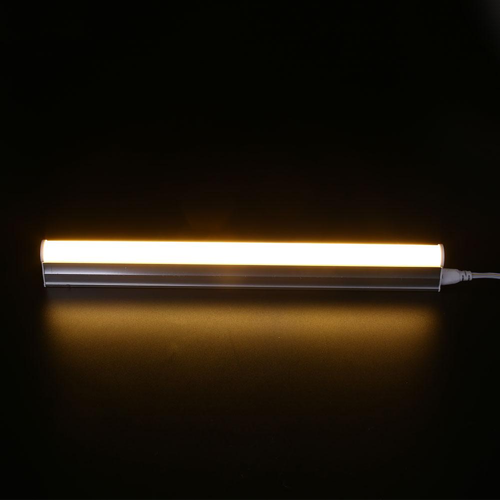 t5 led fluorescent bulb 7w pure warm white tube light lamp 600mm length ebay. Black Bedroom Furniture Sets. Home Design Ideas