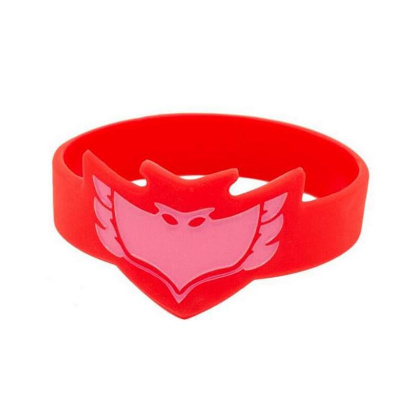 PJ Masks Wrist Band Kids Christmas Gift Costumes Silicone ...