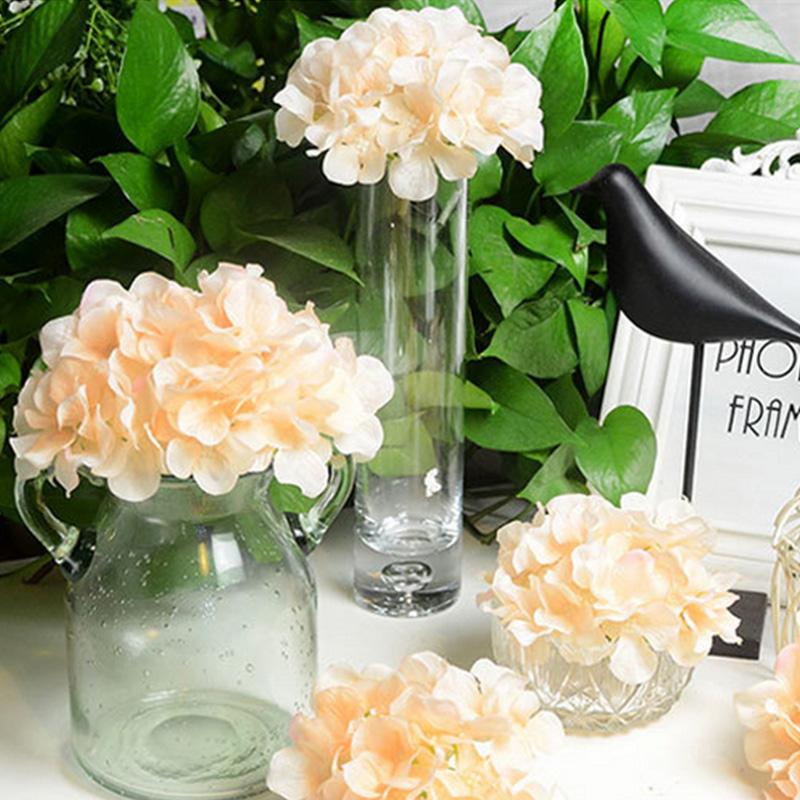 Simulation Miya Hydrangea Bouquet Artificial Flowers