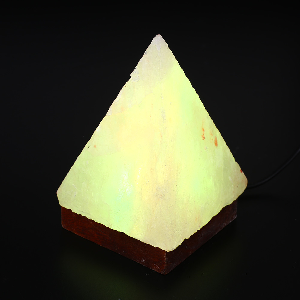 Himalayan Salt Lamp Natural Crystal Rock Shape Dimmer Switch Night Light. eBay