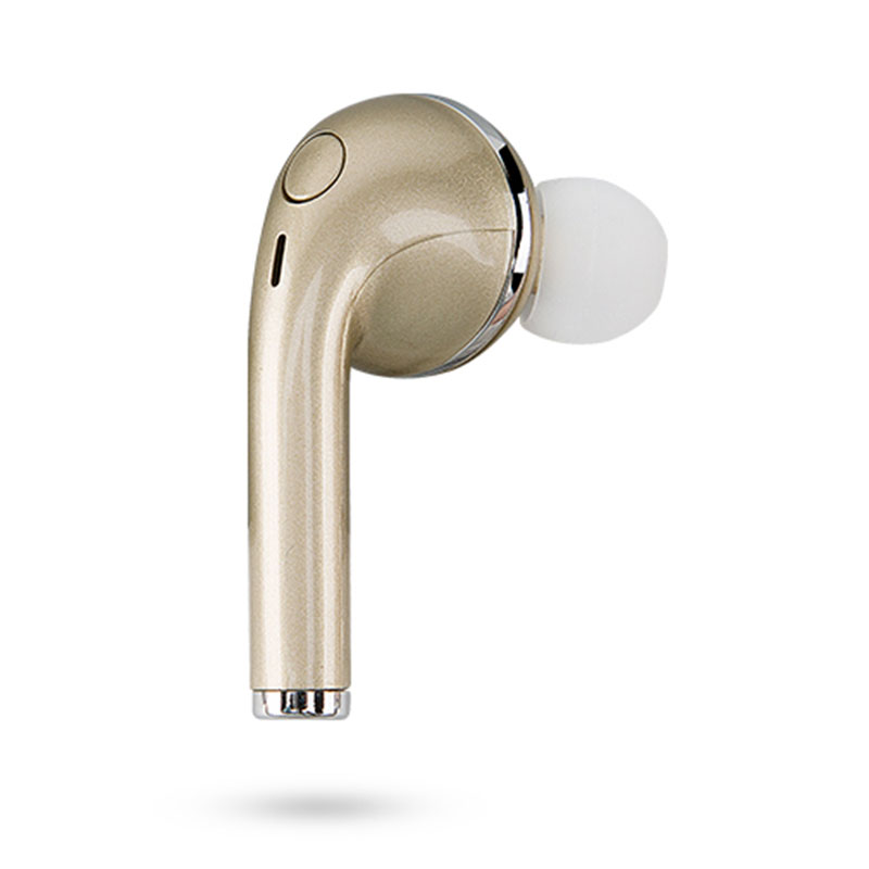 wireless bluetooth in ear earphone stereo headset for. Black Bedroom Furniture Sets. Home Design Ideas