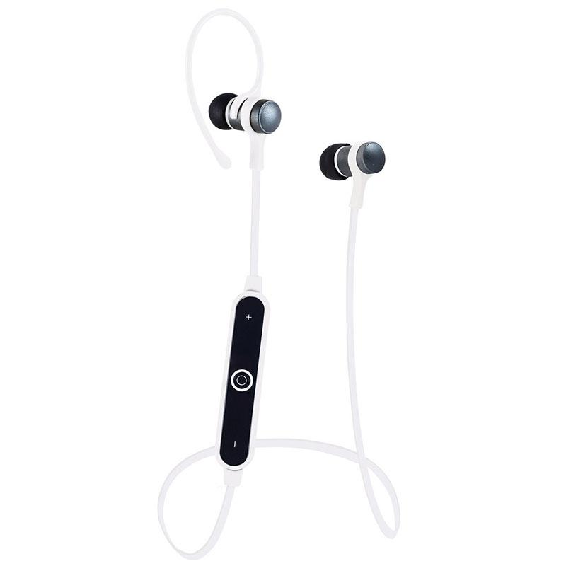 2017 wireless bluetooth headset headphone earphone sport for iphone 7 samsung s8 ebay. Black Bedroom Furniture Sets. Home Design Ideas