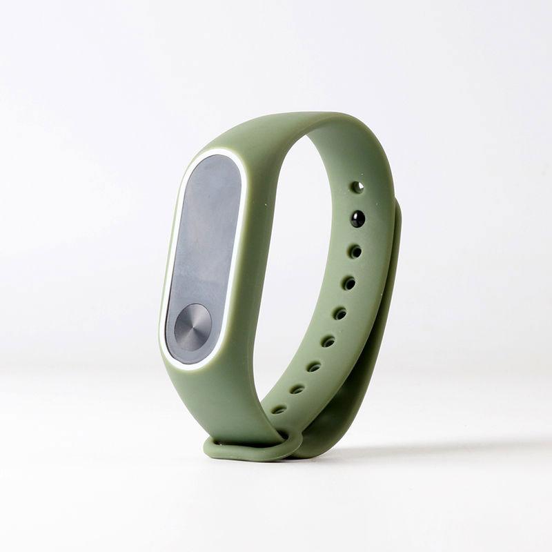 silikon armband uhrenarmband strap bracelet f r xiaomi mi band 2 wristband uhr ebay. Black Bedroom Furniture Sets. Home Design Ideas
