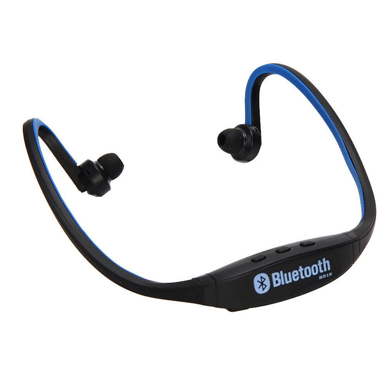 Wireless Bluetooth Headset Stereo Headphone Earphone Sport For IPhone Samsung S9