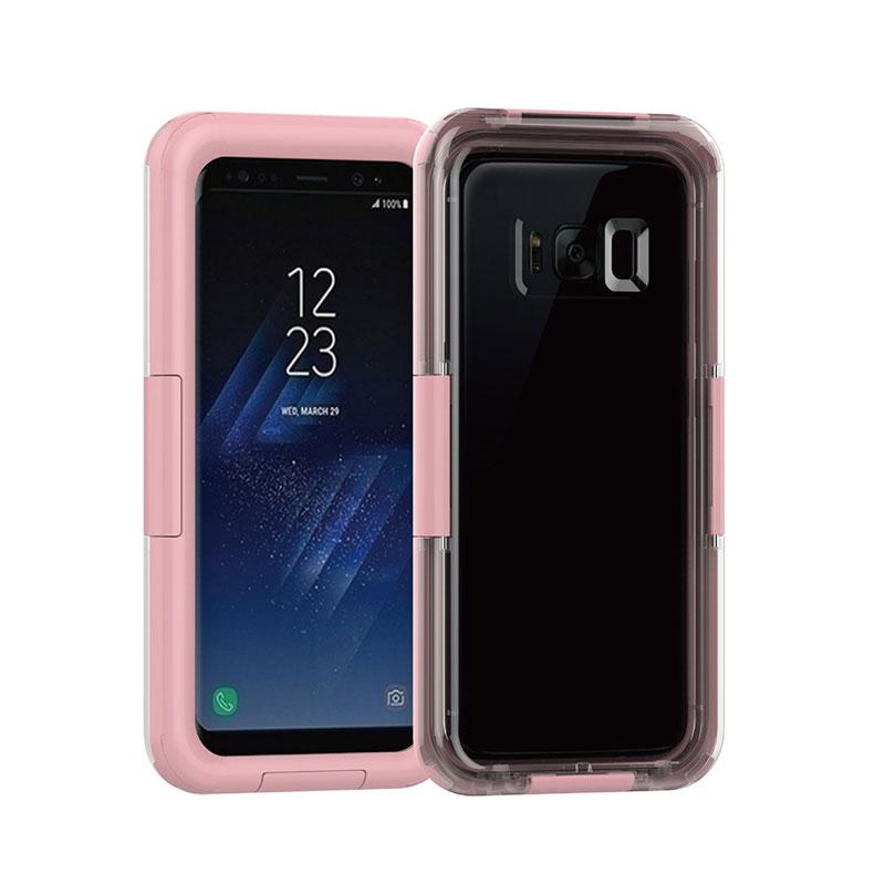 waterproof shockproof dirtproof hard phone case cover for samsung galaxy s8 plus ebay. Black Bedroom Furniture Sets. Home Design Ideas
