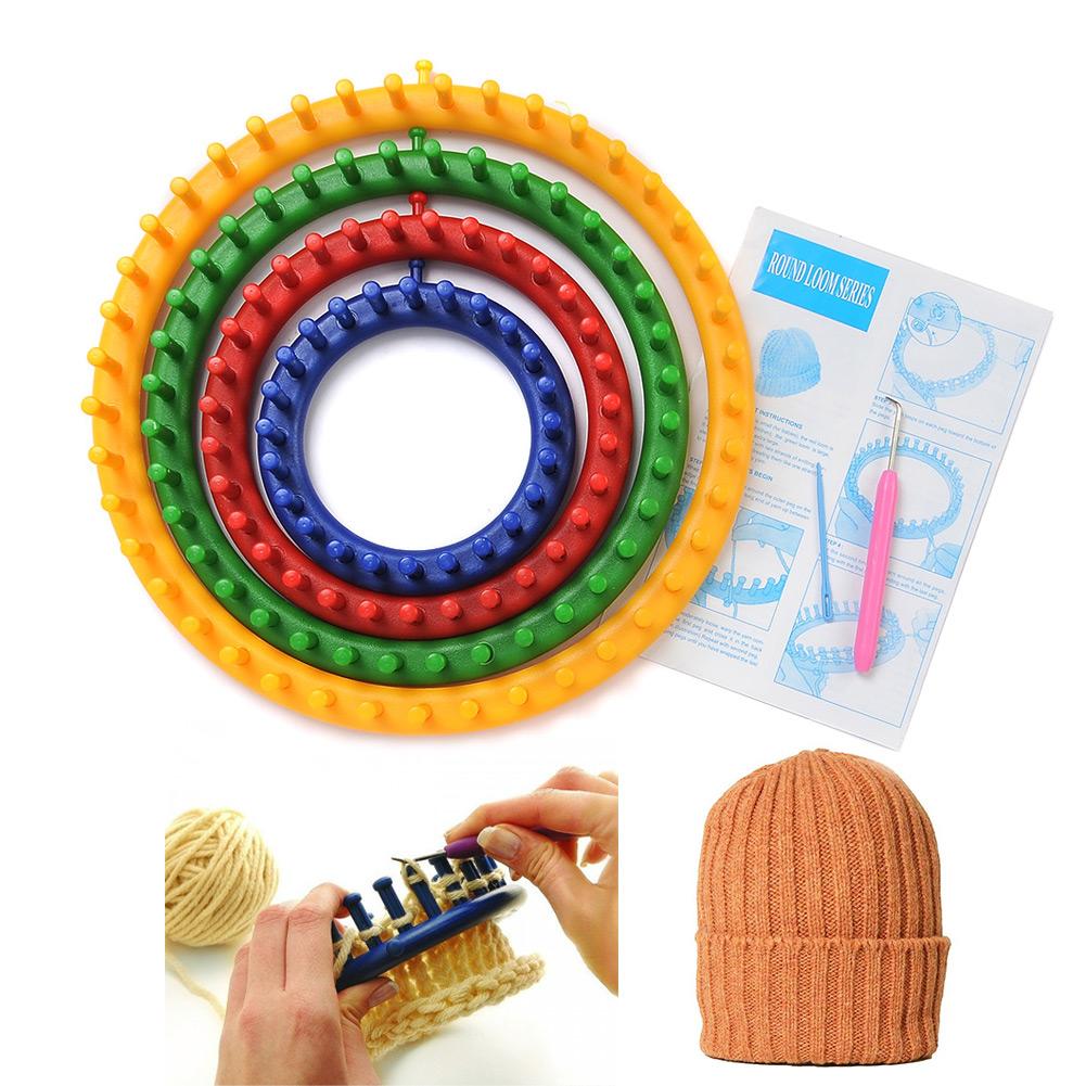 Станок для вязания шарфа своими руками