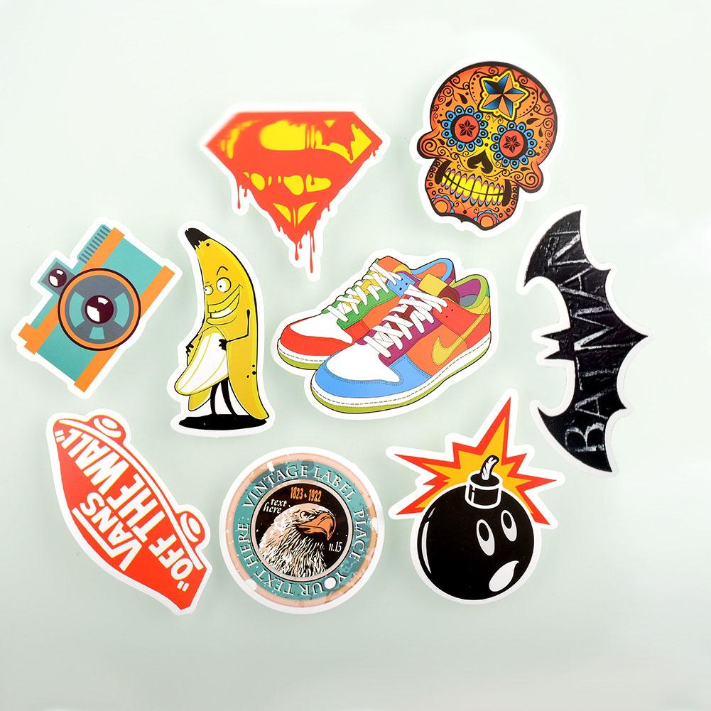 Cool sticker design for bike - 690164813907