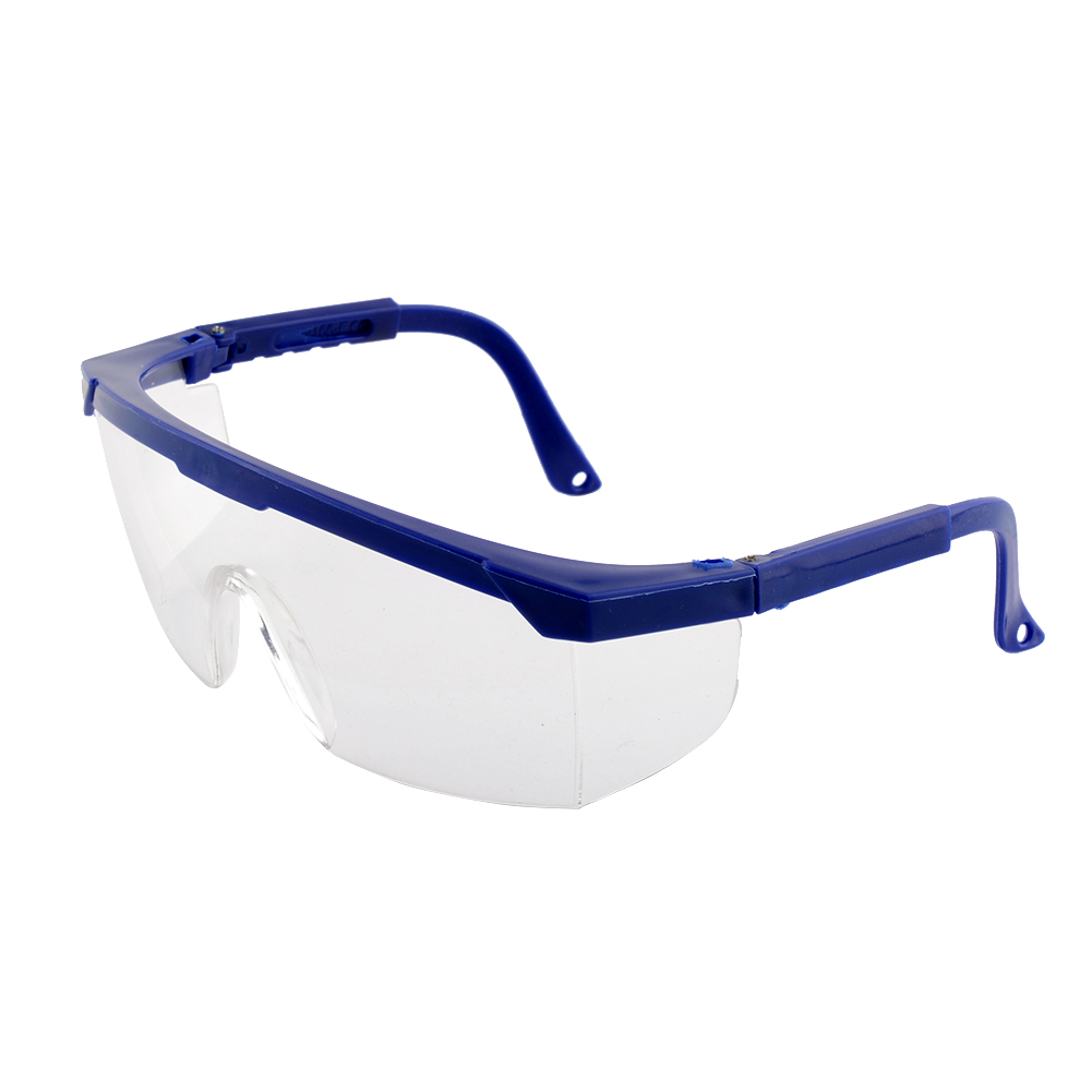 Portable Useful Safety Eye Protection Clear Goggles ...