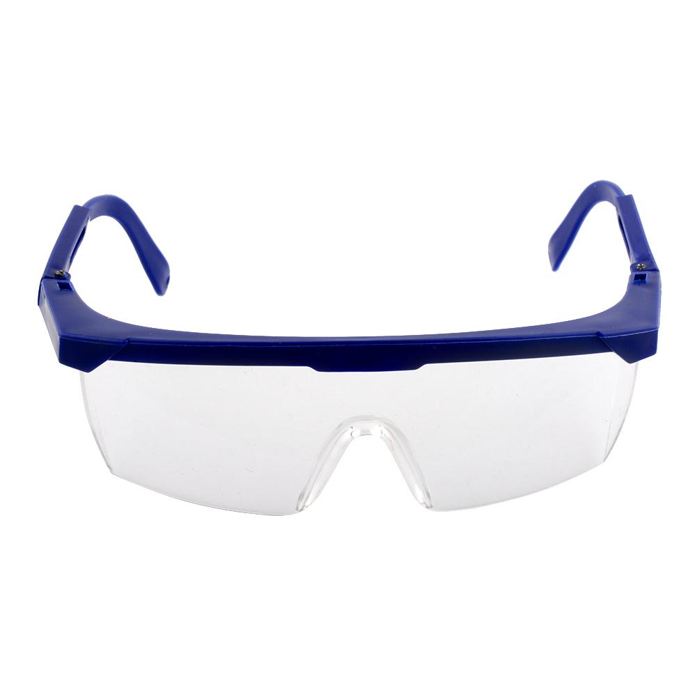 Blue Ski Goggles