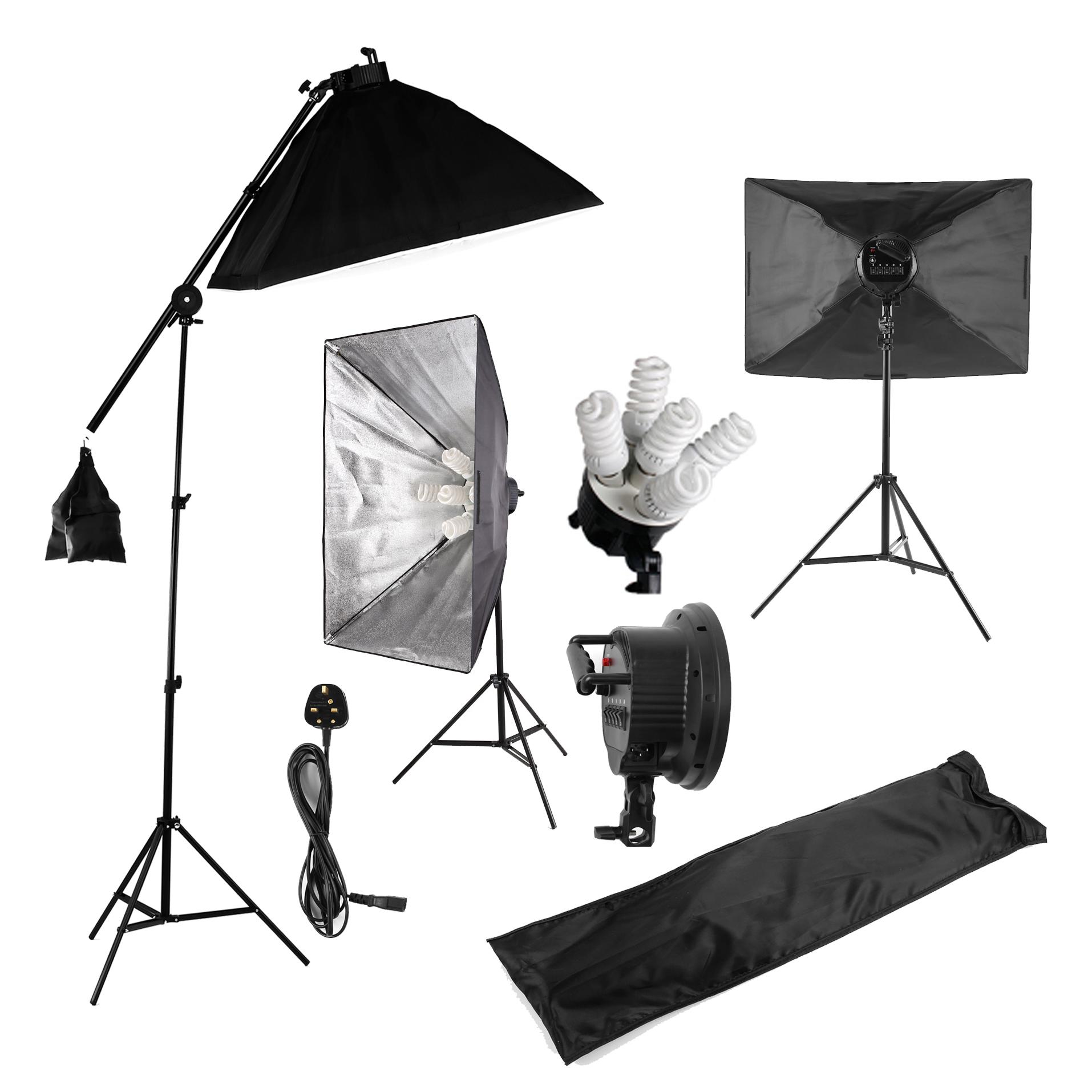 Источники постоянного света для фотостудии своими руками