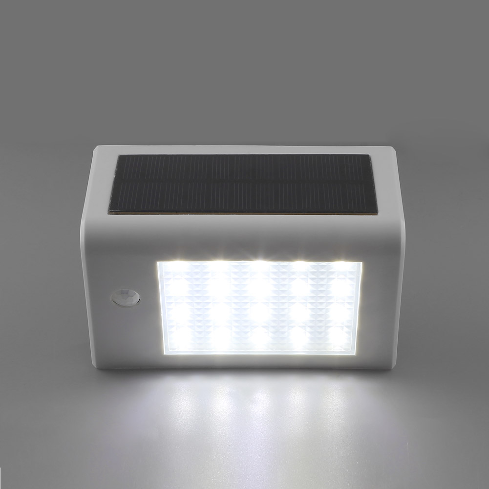 decken wand einbau bewegungsmelder sensor solar lampe f r led geeignet au en ebay. Black Bedroom Furniture Sets. Home Design Ideas