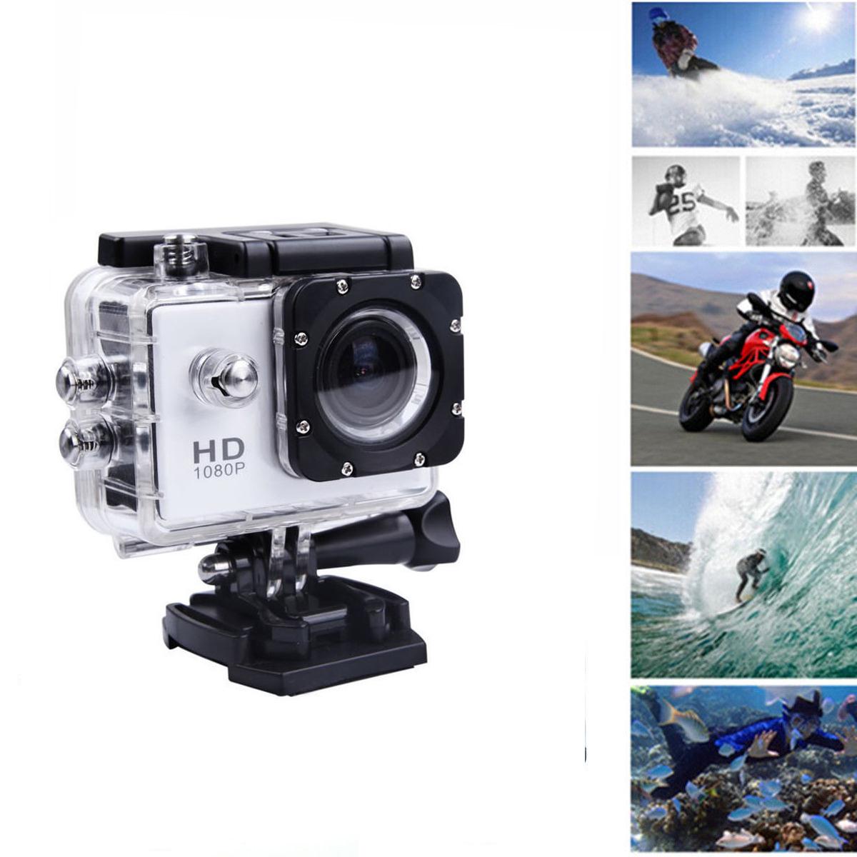 New Full HD SJ4000 1080P 12MP Car Cam Sports DV Action Waterproof Camera