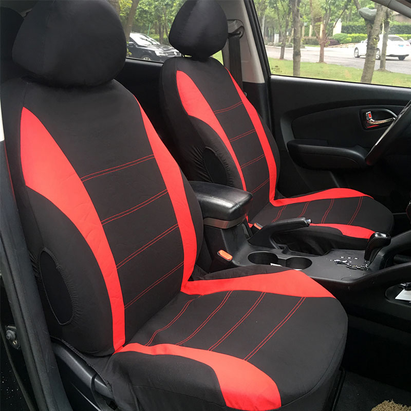 9pcs universal car vehicle protective front rear bench seat cover full set ebay. Black Bedroom Furniture Sets. Home Design Ideas