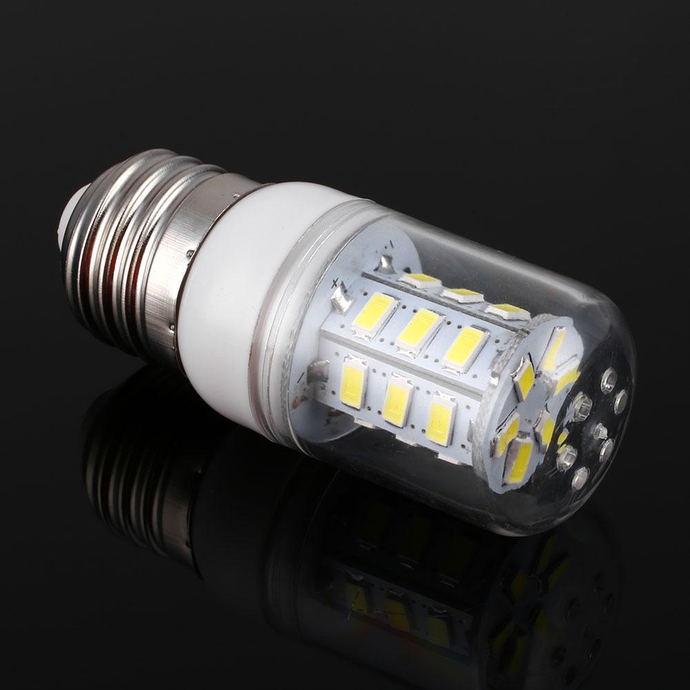 110v 3w 5730 corn 24 led bulb home bedroom lighting bright. Black Bedroom Furniture Sets. Home Design Ideas