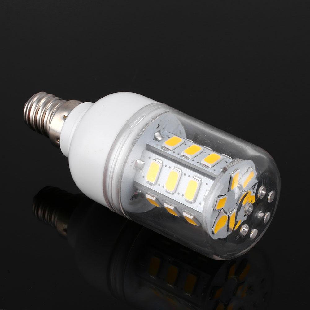 110v 3w 5730 Corn 24 Led Bulb Lamp Home Bedroom Bright Light Warm White Ebay