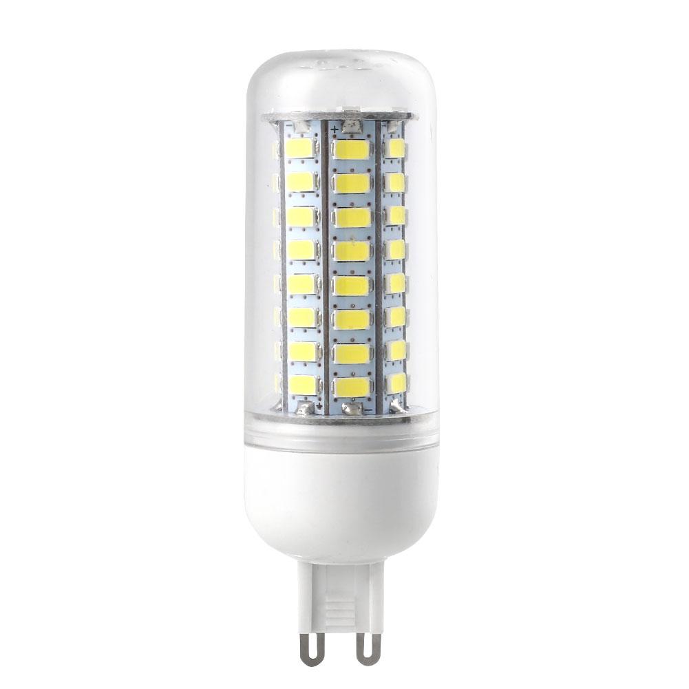 110v 16w corn 72 led bulb home bedroom lighting bright. Black Bedroom Furniture Sets. Home Design Ideas