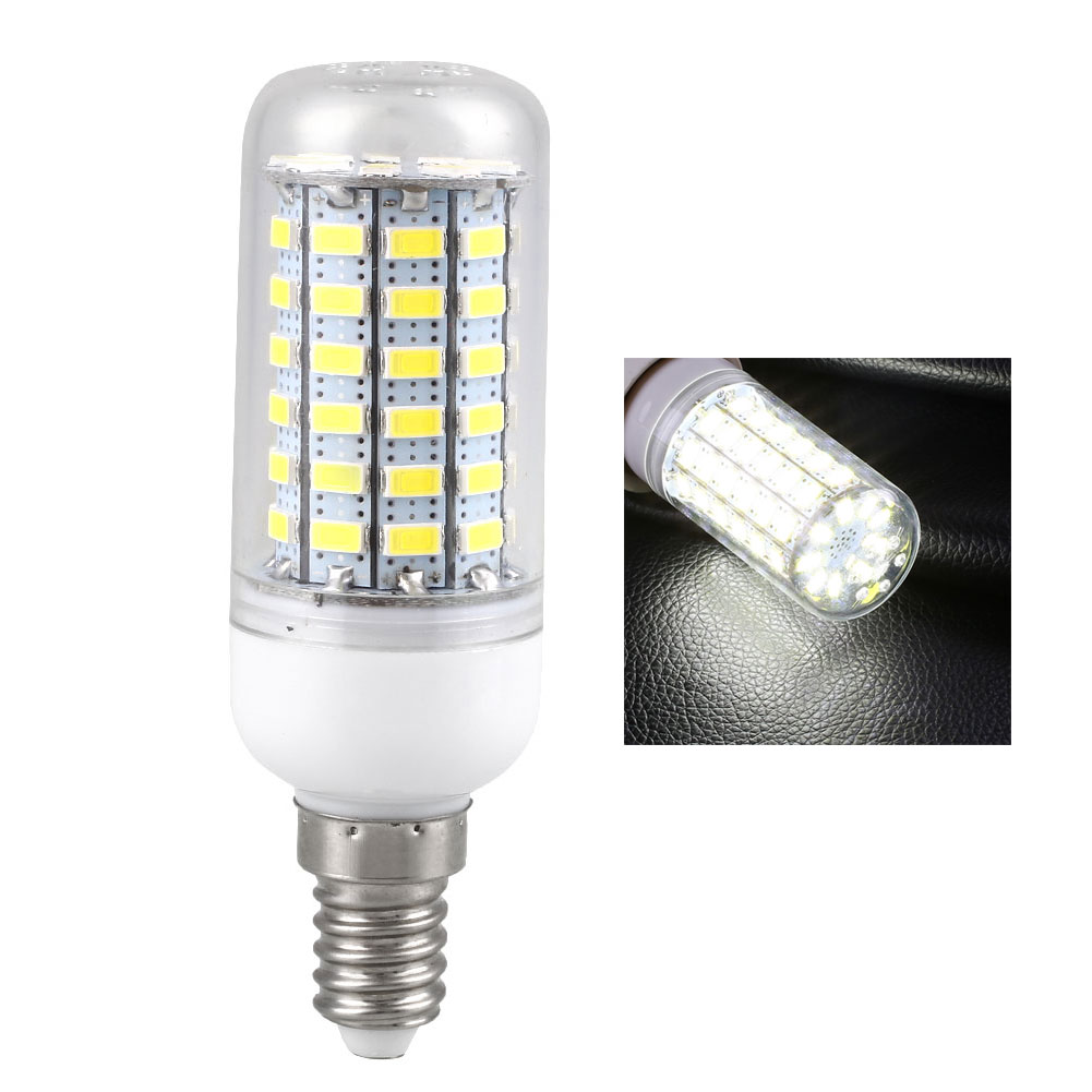 110v 15w 5730 Corn 69 Led Bulb Lamp Home Bedroom Bright Light Pure White Ebay