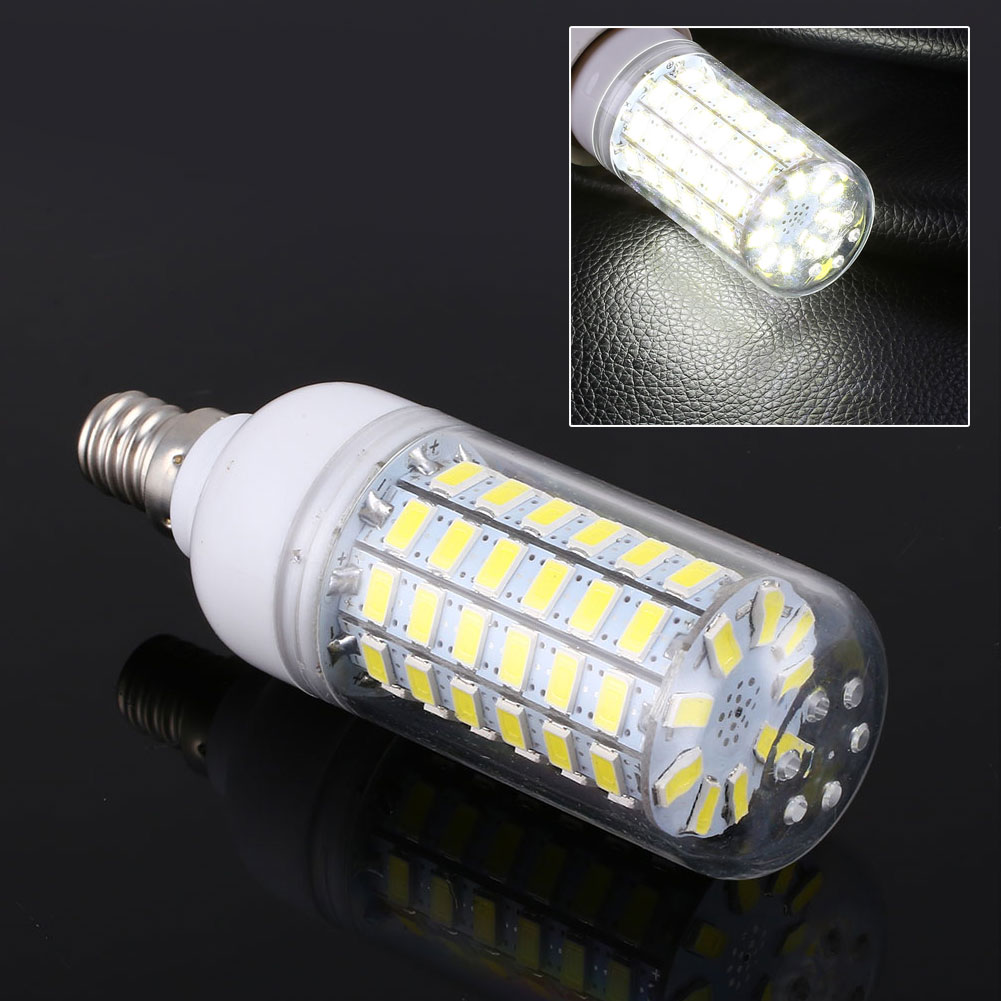 110v 15w 5730 Corn 69 Led Bulb Home Bedroom Lighting Bright Light Pure White Ebay