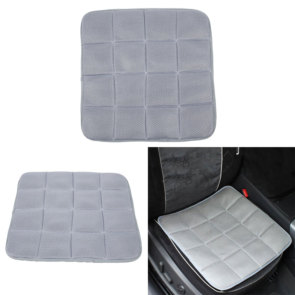auto car bamboo charcoal seat cushion cover therapy foam padded universal ebay. Black Bedroom Furniture Sets. Home Design Ideas