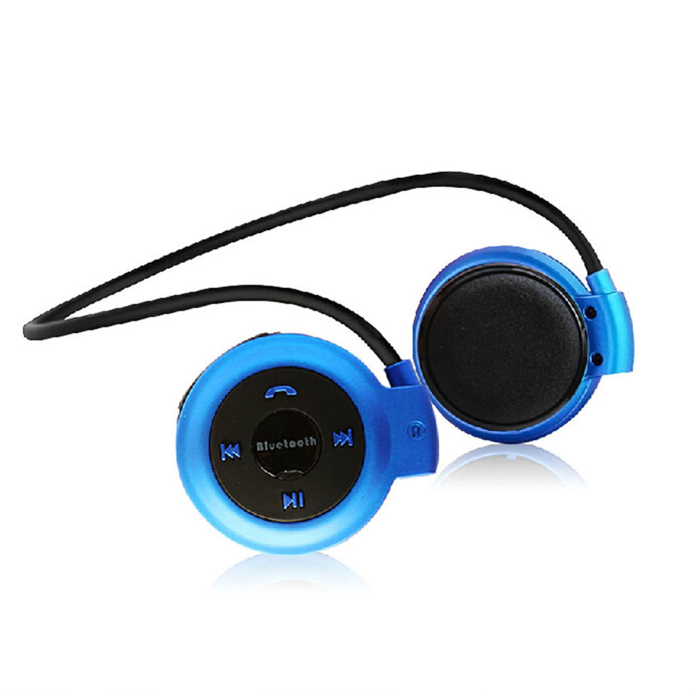 bluetooth wireless headset sport stereo headphone earphone. Black Bedroom Furniture Sets. Home Design Ideas