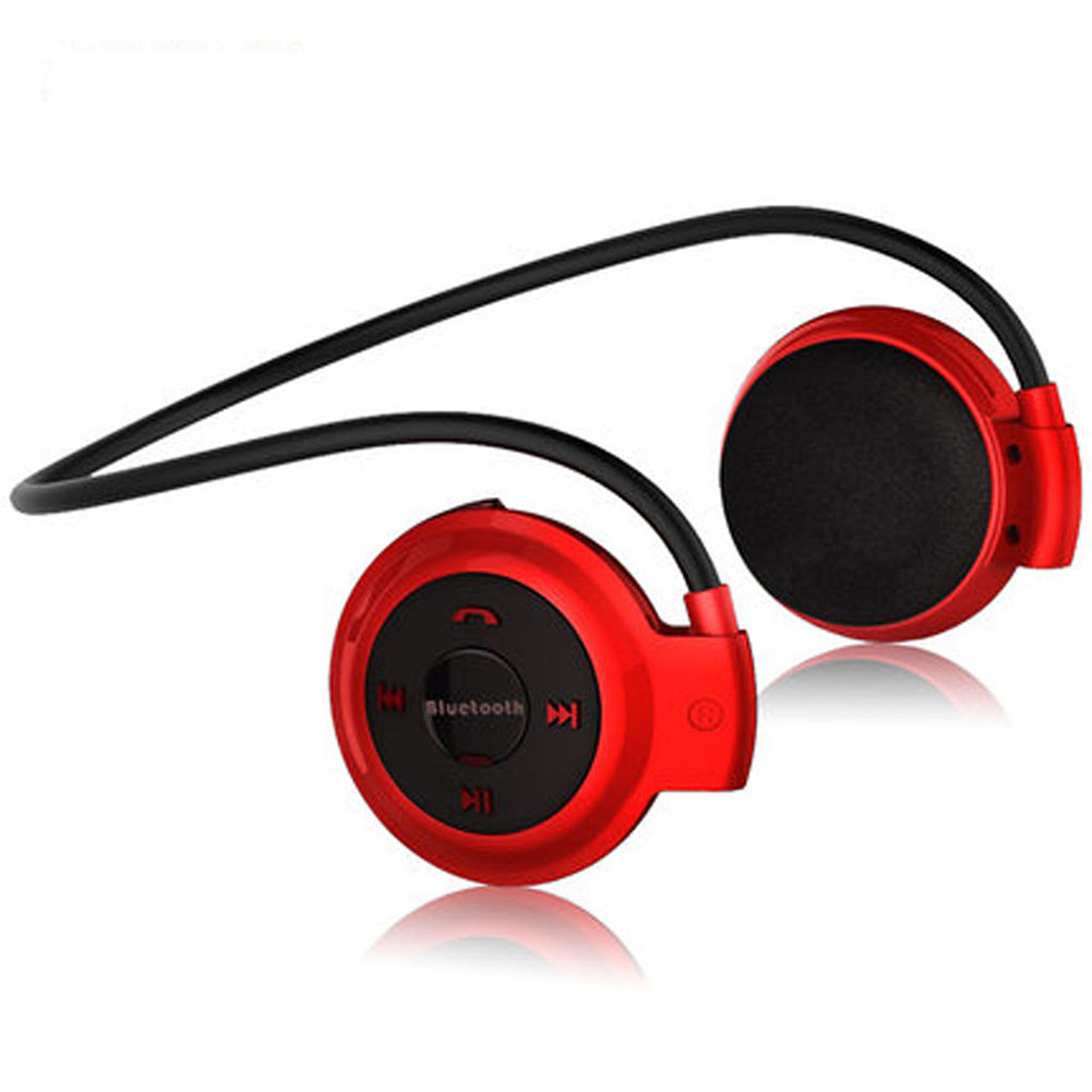 Bluetooth Wireless Headset Sport Stereo Headphone Earphone For IPhone 7 Plus