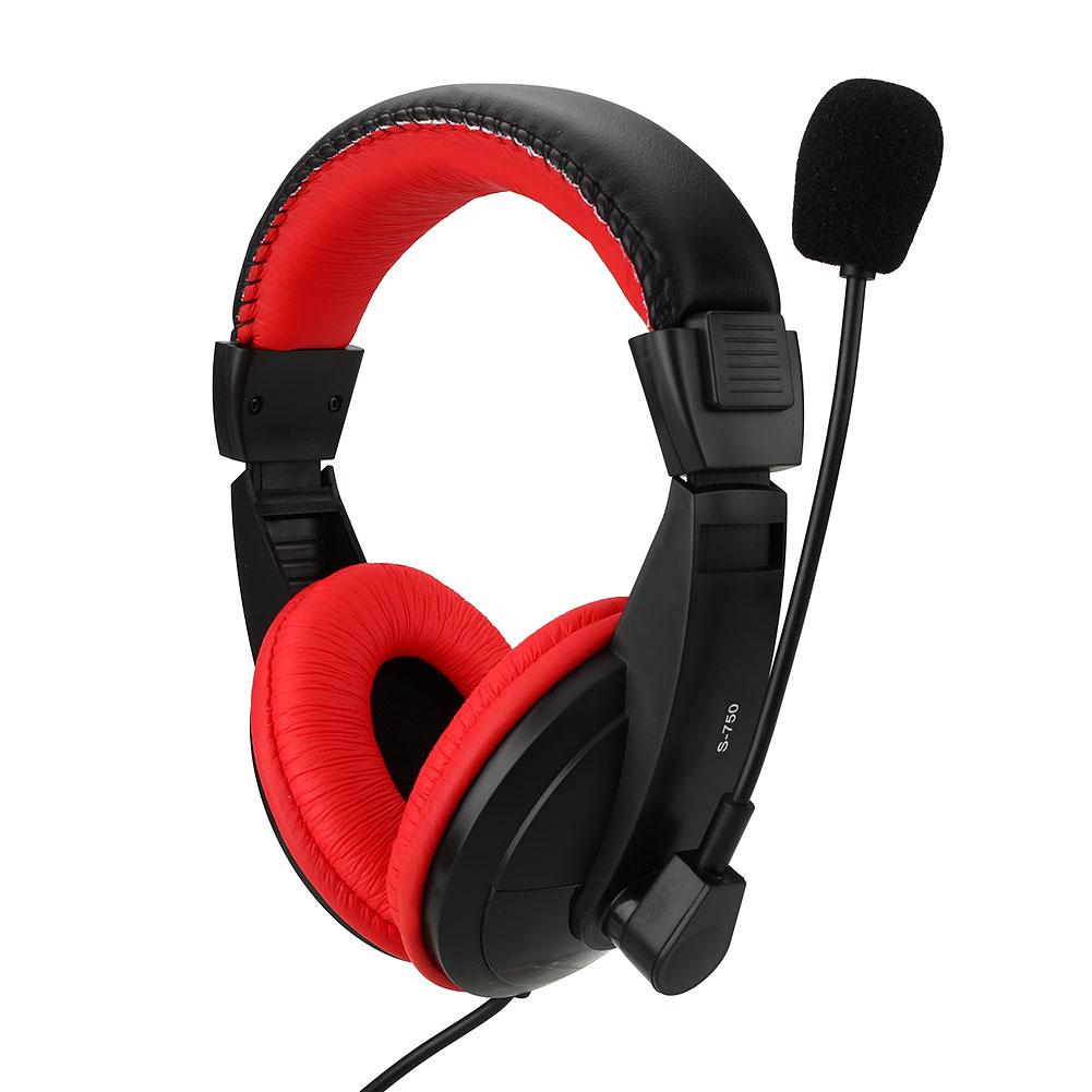 gaming stereo headphone bass with mic for pc computer gamer mp3 player casque ebay. Black Bedroom Furniture Sets. Home Design Ideas