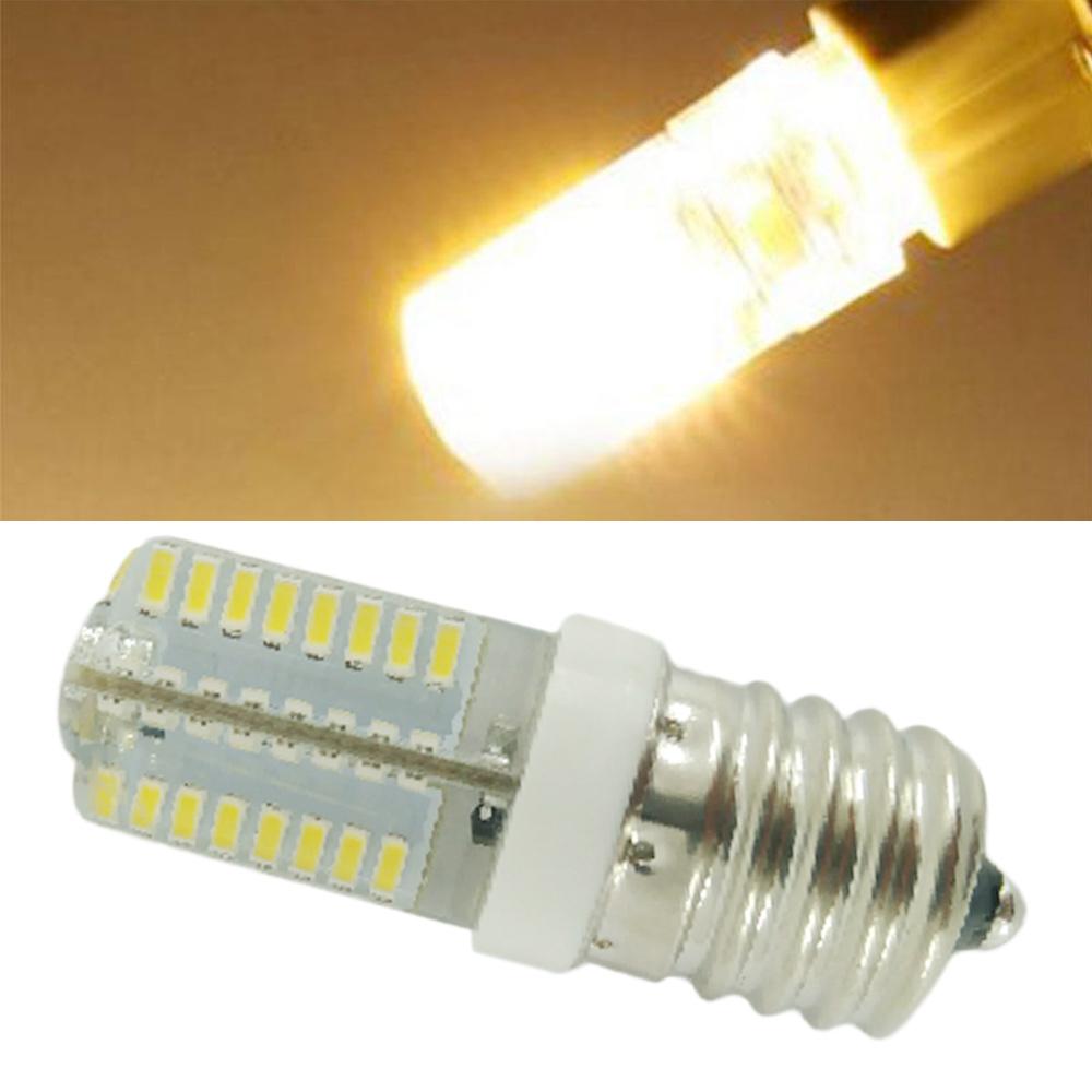 e17 110 220v 5w corn smd led bright silica gel bulb lamp. Black Bedroom Furniture Sets. Home Design Ideas