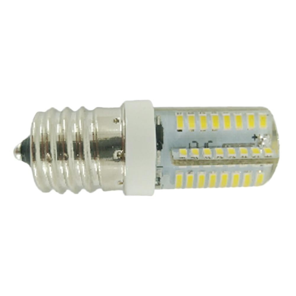 E17 110 220v Corn Smd Led Bright Silica Gel Bulb Lamp Home Bedroom Bar Light Ebay