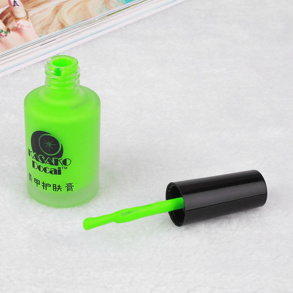 Pink Nail Polish Top Coat: Pink Peel Off Liquid Nail Latex Nail Polish Easy Clean