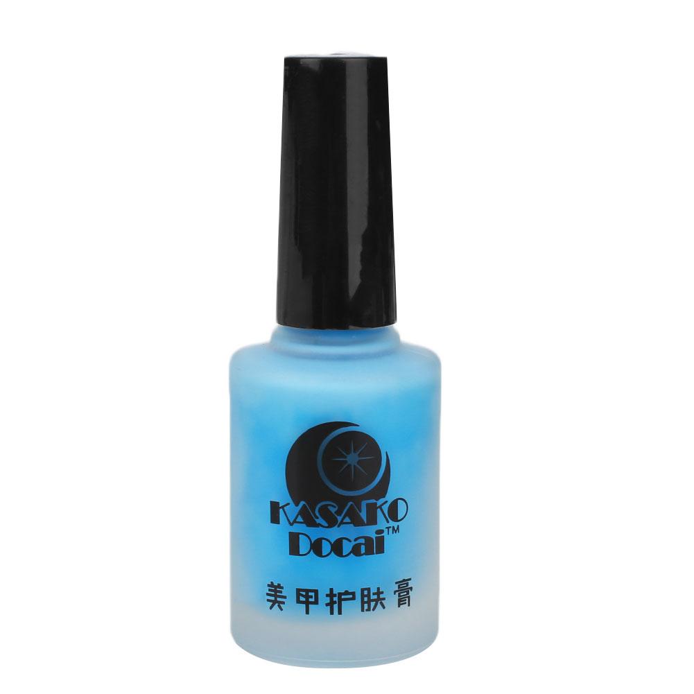 Base Nail Polish: Pink Peel Off Liquid Nail Latex Nail Polish Easy Clean