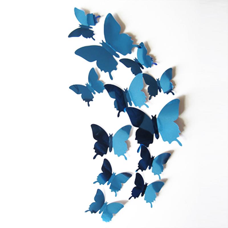 5851-Mirror-Batterfly-Sticker-Bedroom-Decoration-Butterfly-Fridge-Wall-Decal